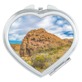 Patagonian Landscape, Argentina Compact Mirror