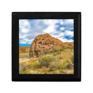 Patagonian Landscape, Argentina Gift Box