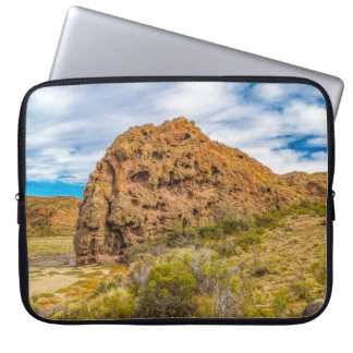 Patagonian Landscape, Argentina Laptop Sleeve