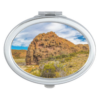 Patagonian Landscape, Argentina Mirror For Makeup