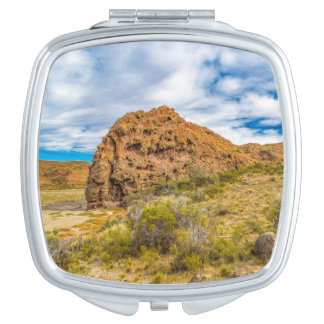 Patagonian Landscape, Argentina Vanity Mirrors