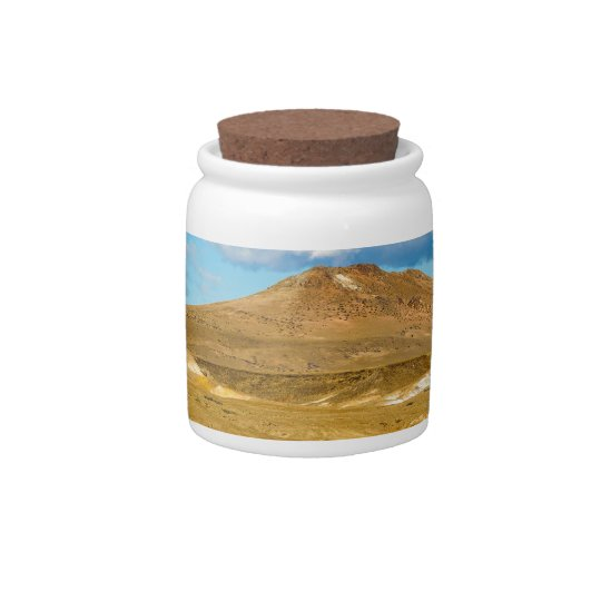 Patagonian Landscape Scene, Argentina Candy Dishes
