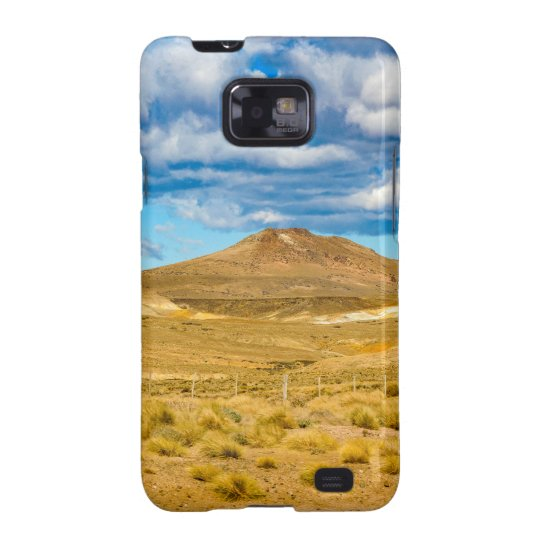 Patagonian Landscape Scene, Argentina Galaxy S2 Cases