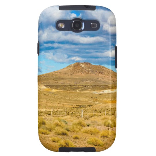 Patagonian Landscape Scene, Argentina Galaxy S3 Cover