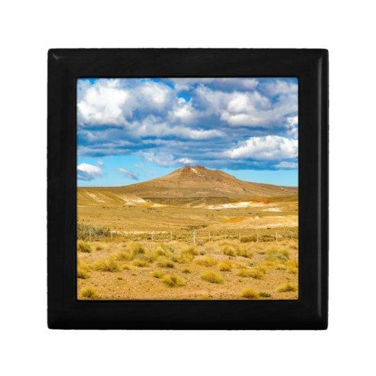 Patagonian Landscape Scene, Argentina Gift Box