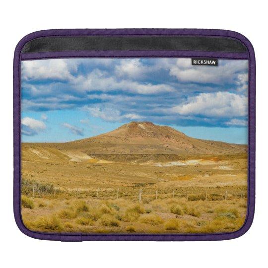 Patagonian Landscape Scene, Argentina iPad Sleeve