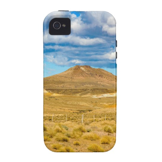 Patagonian Landscape Scene, Argentina iPhone 4/4S Covers
