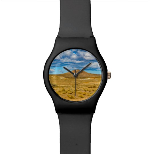 Patagonian Landscape Scene, Argentina Watch