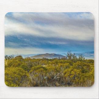 Patagonian Landscape Scene, Santa Cruz, Argentina Mouse Pad