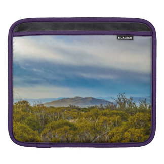 Patagonian Landscape Scene, Santa Cruz, Argentina Sleeve For iPads