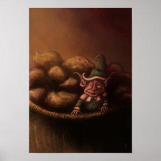 patato gnome poster