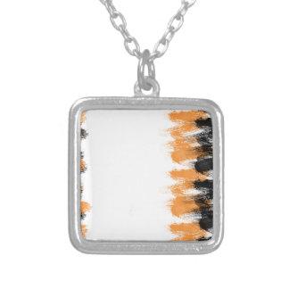 patch3 square pendant necklace