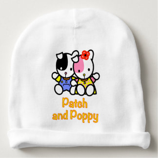 Patch and Poppy the puppies Baby Beanie