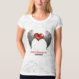 Patch Cipriano-ing Your Heart T-Shirt