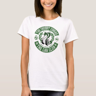 Patch Green Spaghetti T-Shirt