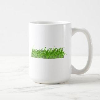 Patch of Grass Coffee Mugs