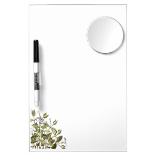 Patch of Green Dry Erase Whiteboard