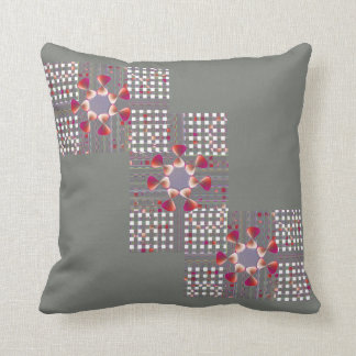 Patch Pink Seashells Cushion