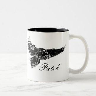 Patch (Raven) Mug