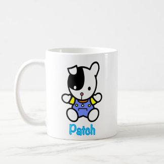 'PATCH' the puppy mug