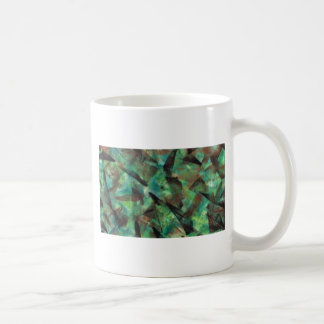 Patch work mug