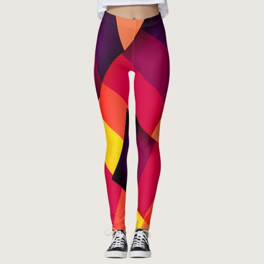 #patched pairs leggings