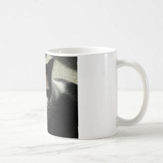 Patches Basic White Mug