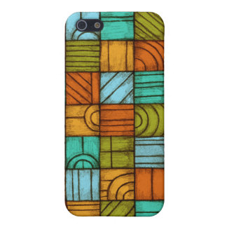 Patches Case For The iPhone 5