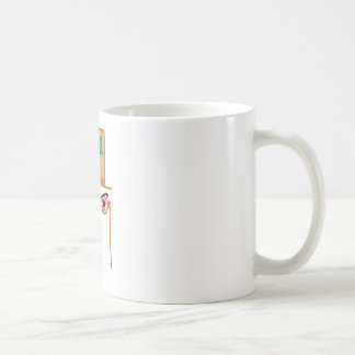 Patches Classic White Coffee Mug