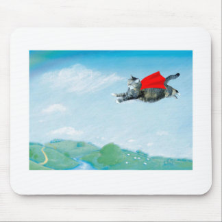 Patches Mouse Pad
