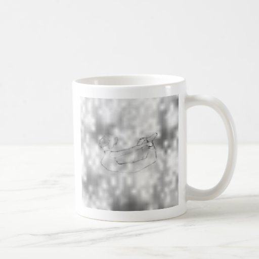 Patches of light and spots coffee mug