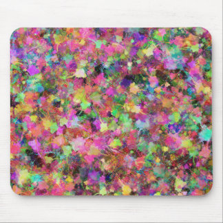 Patches of Paint Mouse Pad