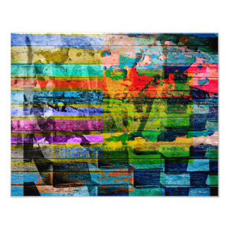 Patches Photo Print