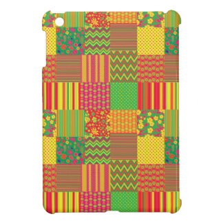 Patchwork Case For The iPad Mini