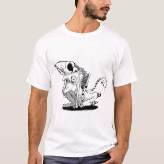 Patchwork Cat T-shirt
