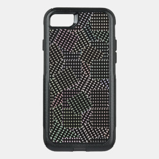 Patchwork Checks Pattern, OtterBox Commuter iPhone 8/7 Case
