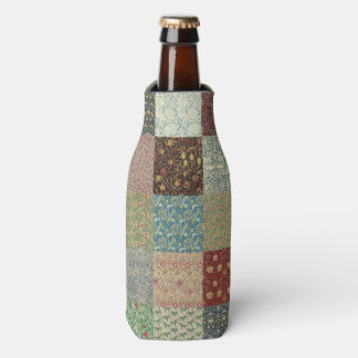 Patchwork Coordinates Bottle Cooler
