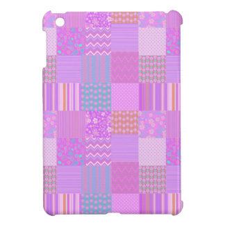 Patchwork Cover For The iPad Mini