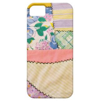 Patchwork Crazy Quilt iPhone 5 Cases