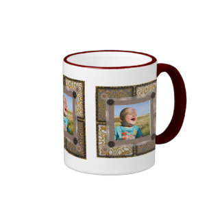 Patchwork Enthusiast Photo Frame Coffee Mugs