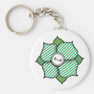 Patchwork Flower - 015 Key Chains