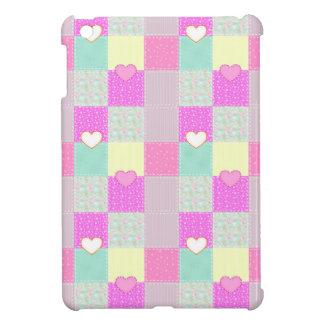 Patchwork iPad Mini Cover