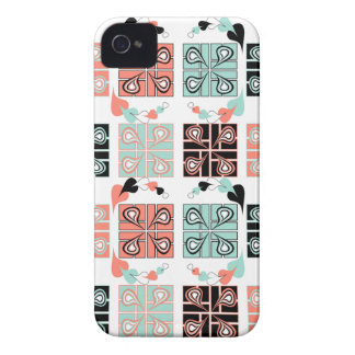Patchwork iPhone 4 Cases