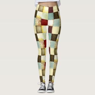 Patchwork Leggings