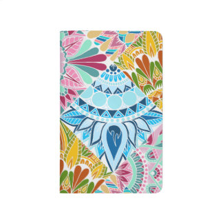 Patchwork Mandala Design Journal