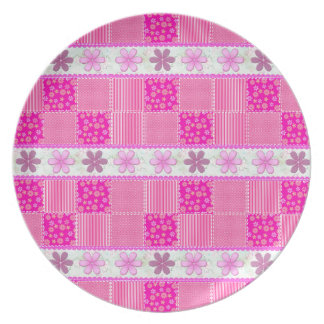 Patchwork Plate
