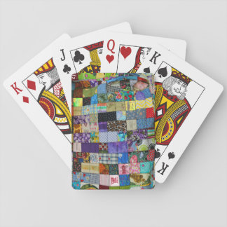 PATCHWORK PLAYING CARDS