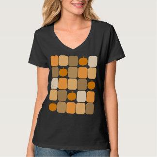 Patchwork Pumpkins T-Shirt