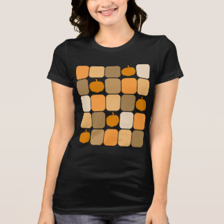Patchwork Pumpkins T-Shirt
