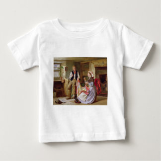 Patchwork Quilt by William Henry Midwood Baby T-Shirt